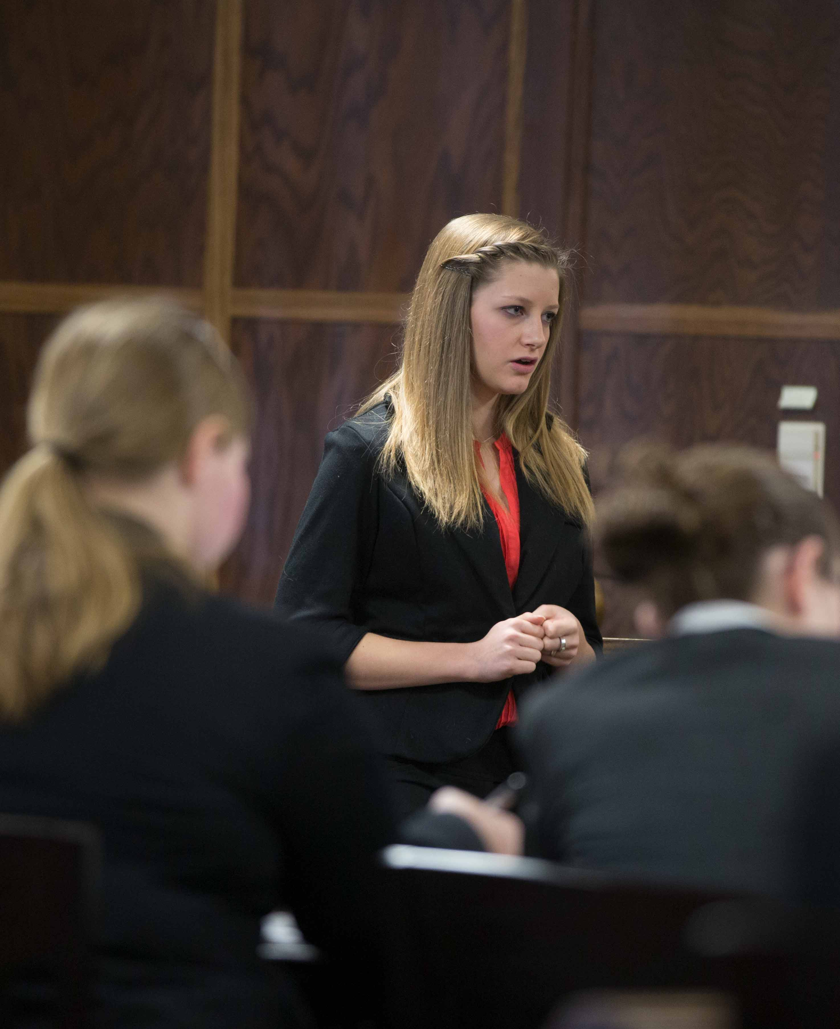 political science mock trial
