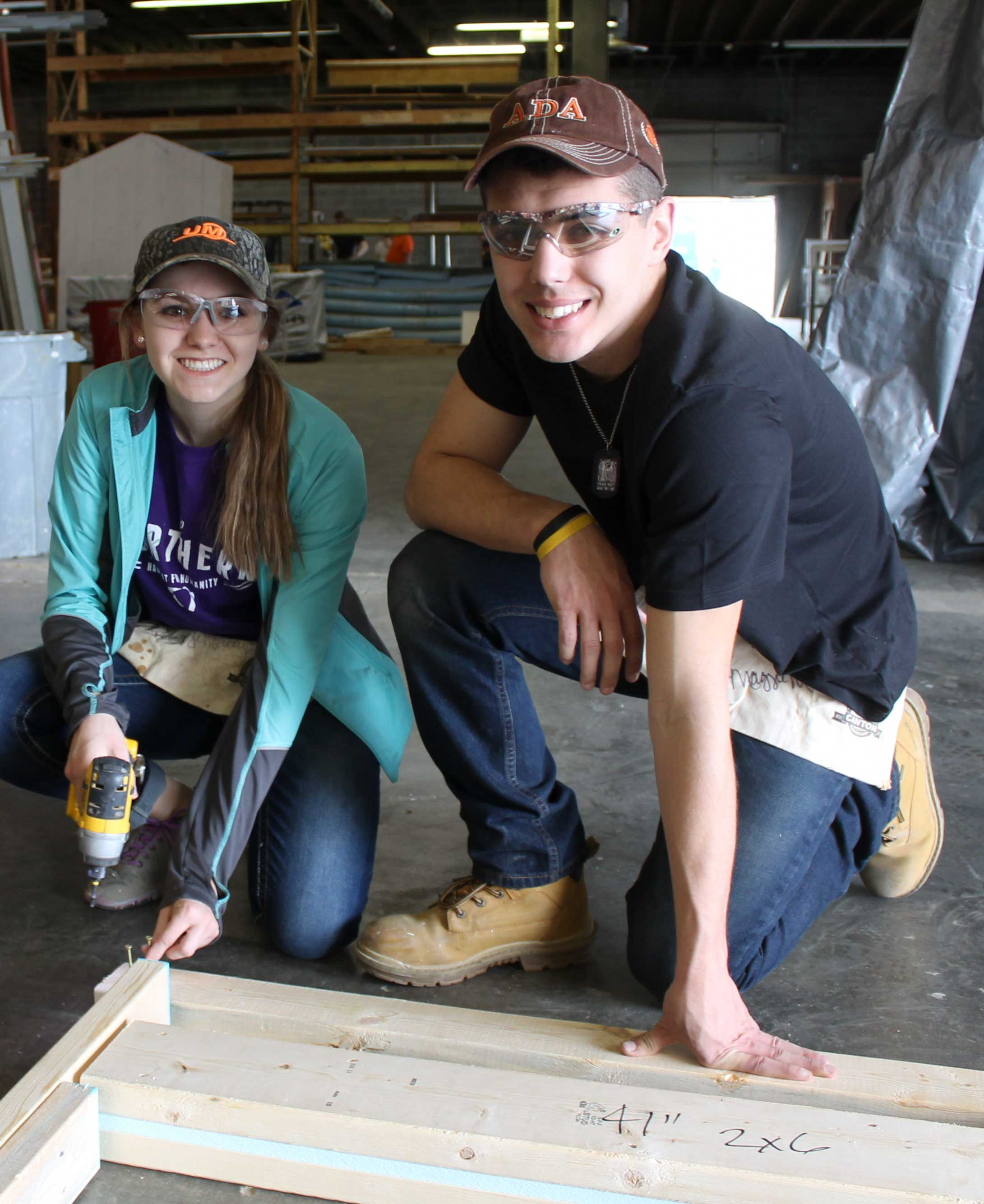 youth ministry habitat for humanity