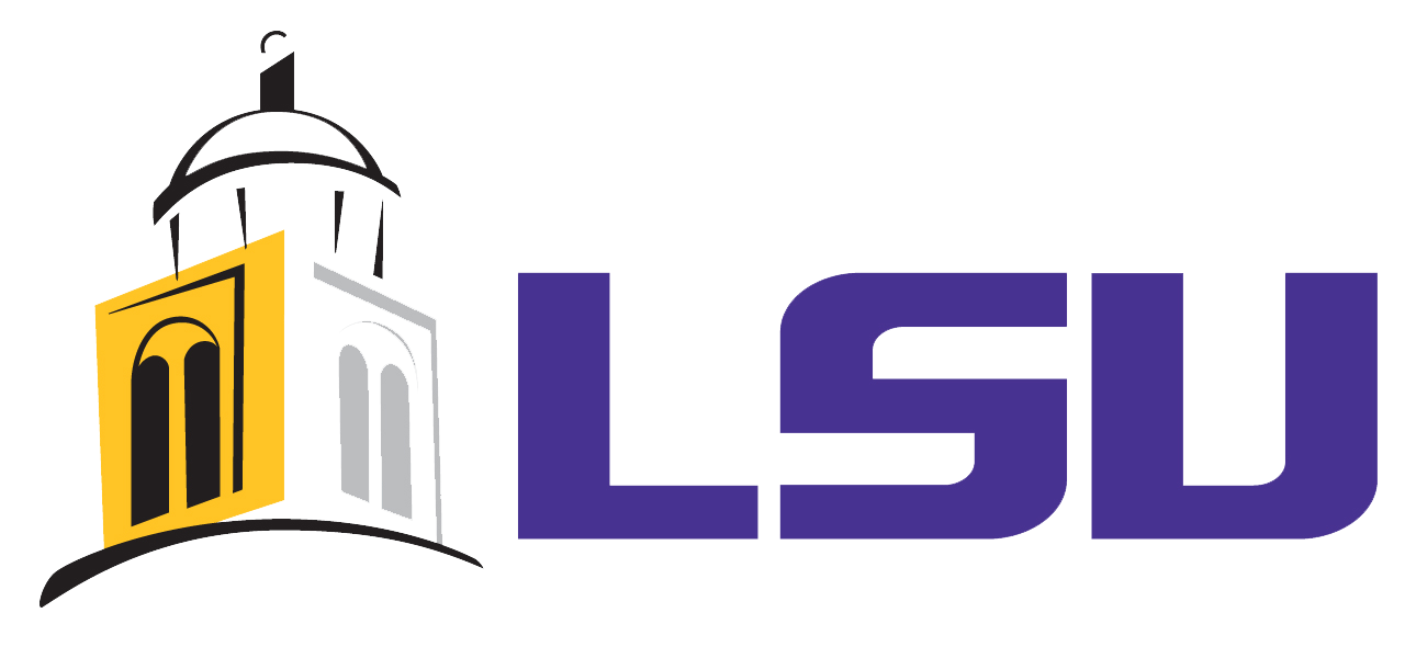 physics Louisiana State University logo