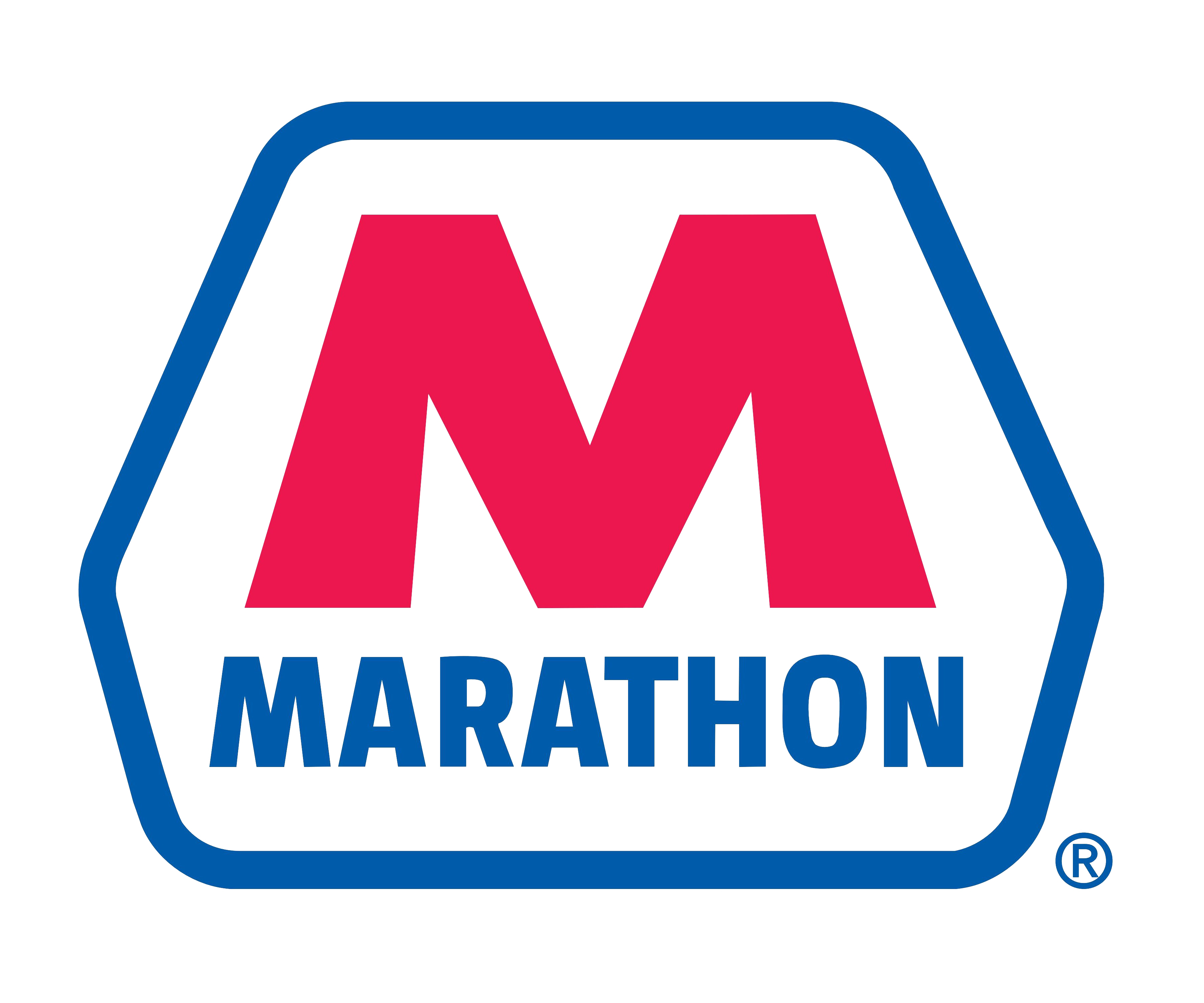 College of engineering marathon logo