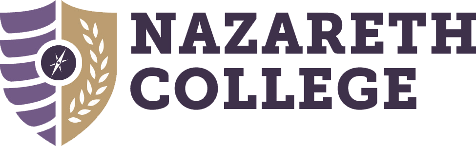 studio arts nazareth college logo