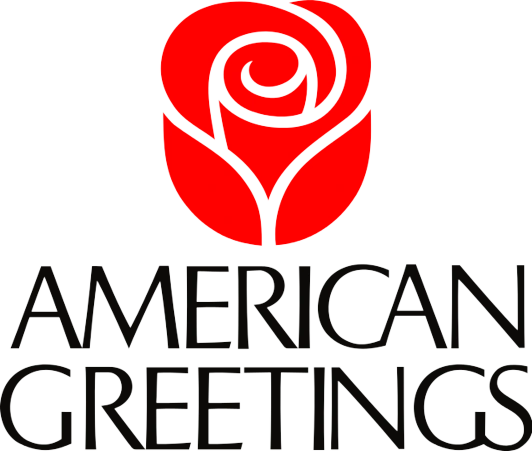 graphic design American greetings logo