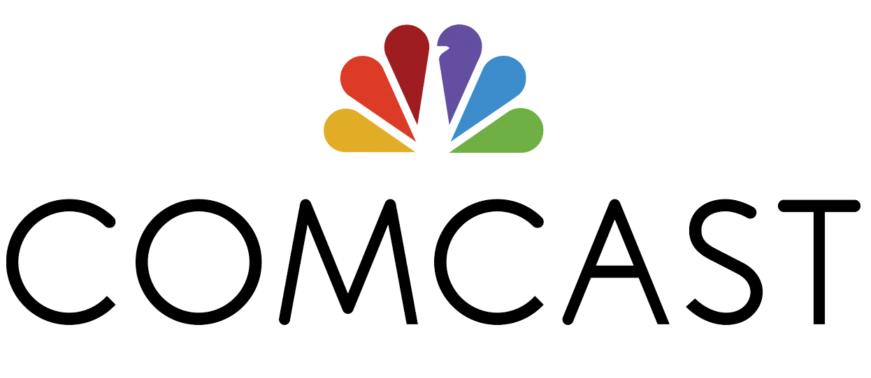 multimedia journalism Comcast logo