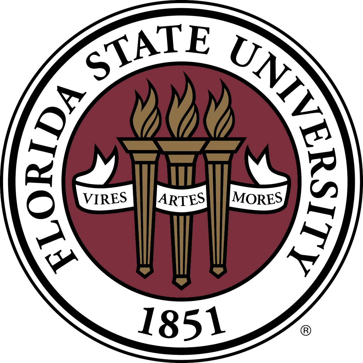 physics Florida state logo