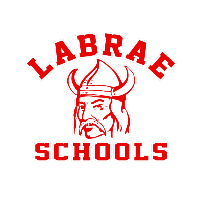 technology education Labrae schools logo