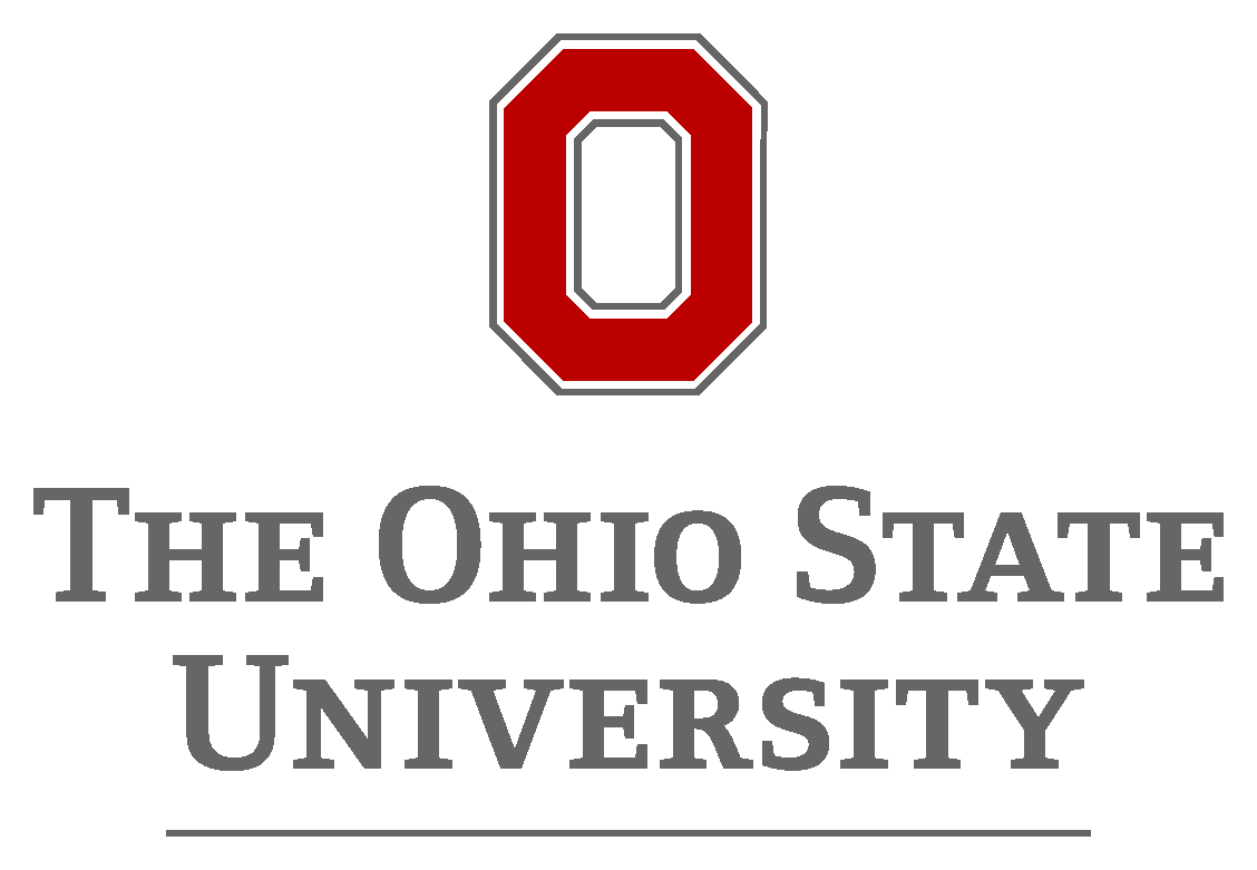 political science Ohio state logo