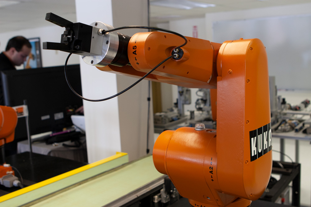 Technology Systems at ONU is powered by Kuka
