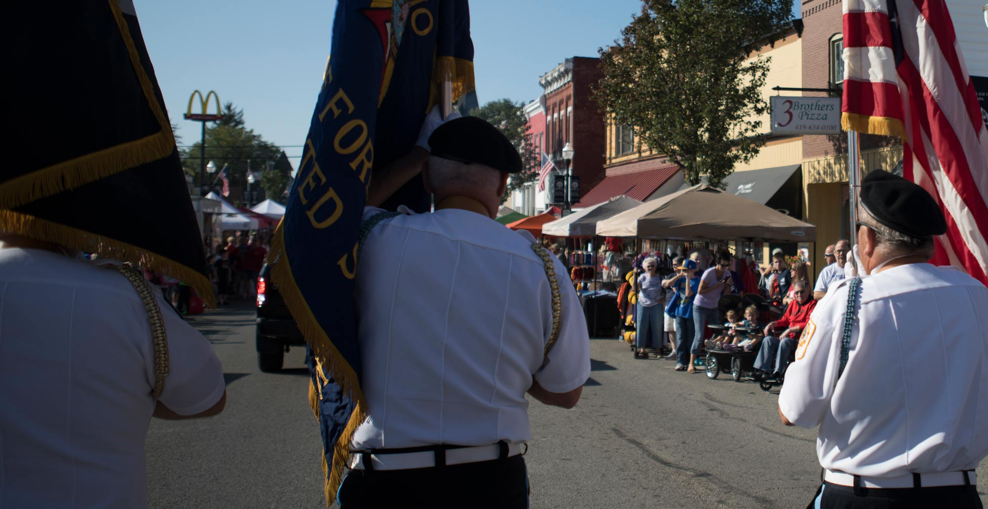 The 32nd annual Ada Area Chamber of Commerce Harvest and Herb Festival was held on Main Street.