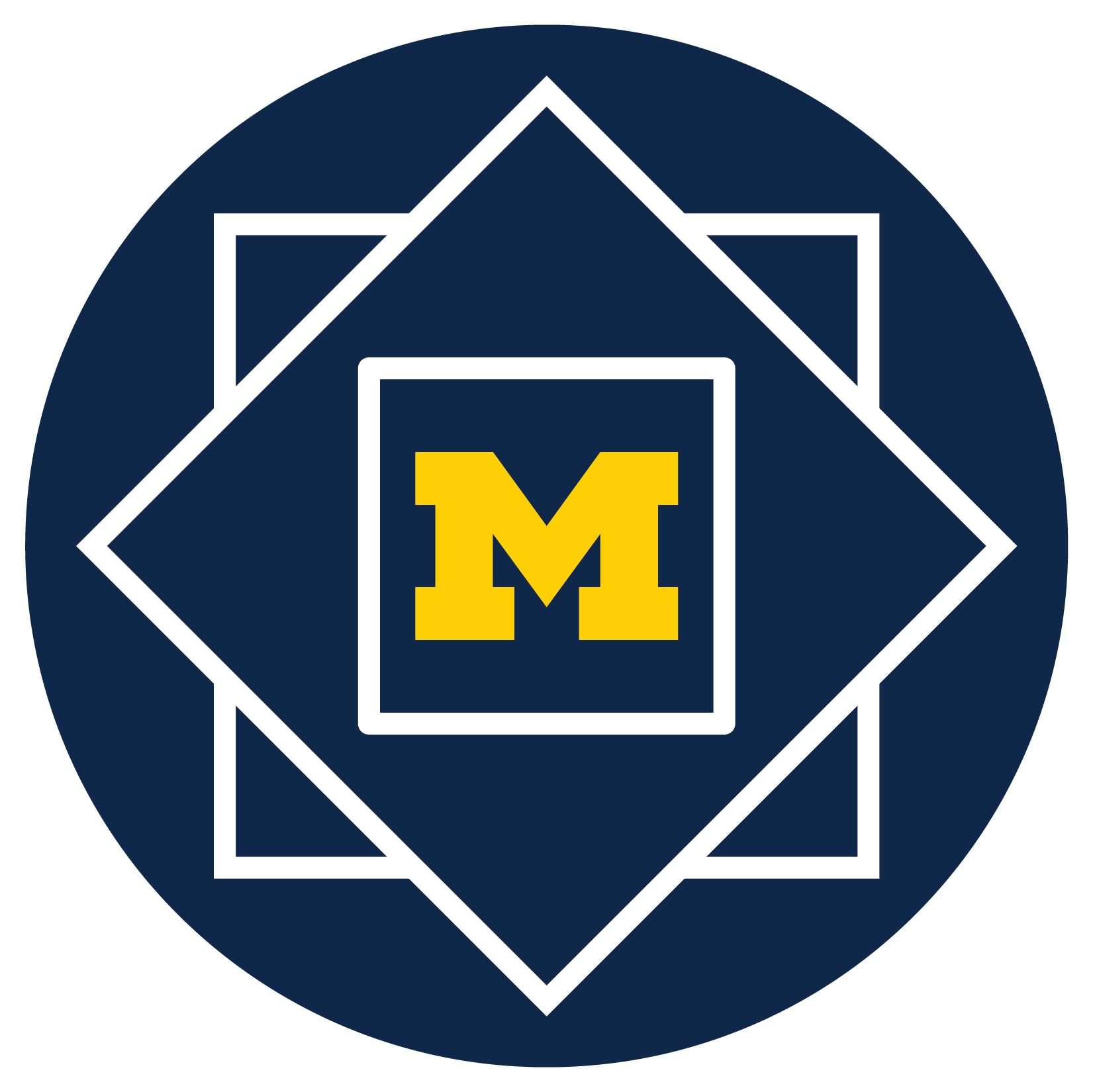 University of Michigan Alumni Relations logo