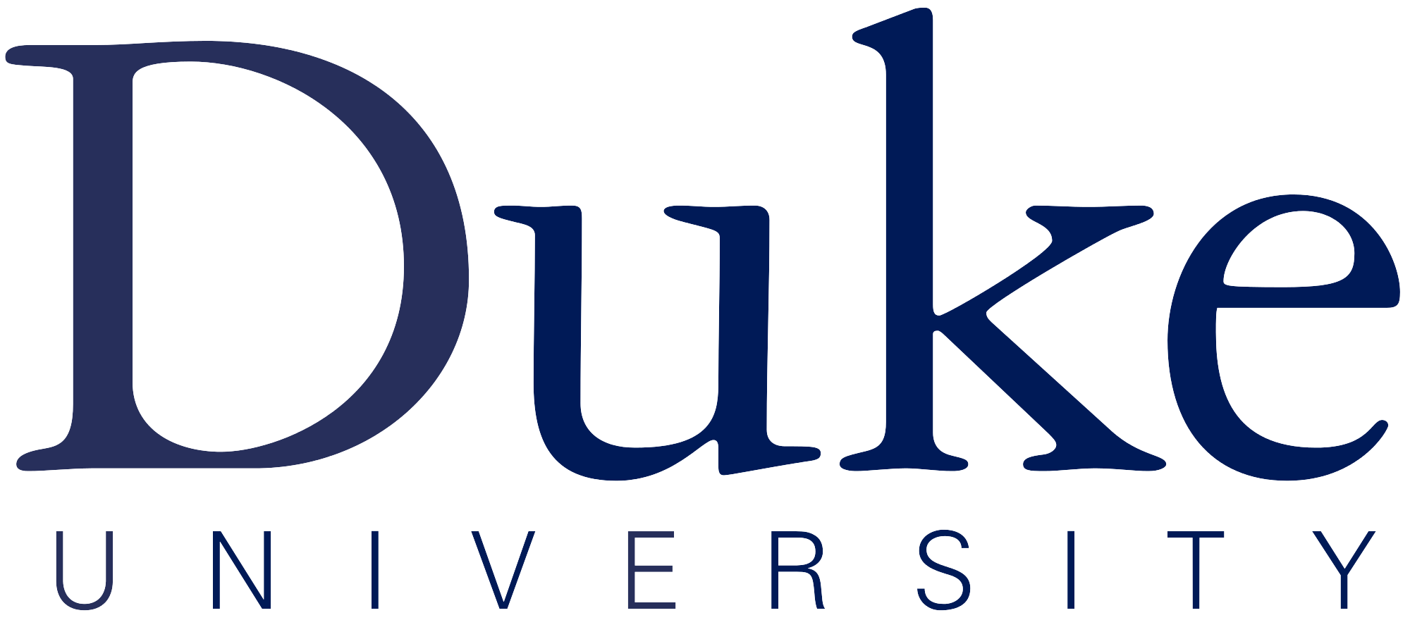 literature Duke university logo
