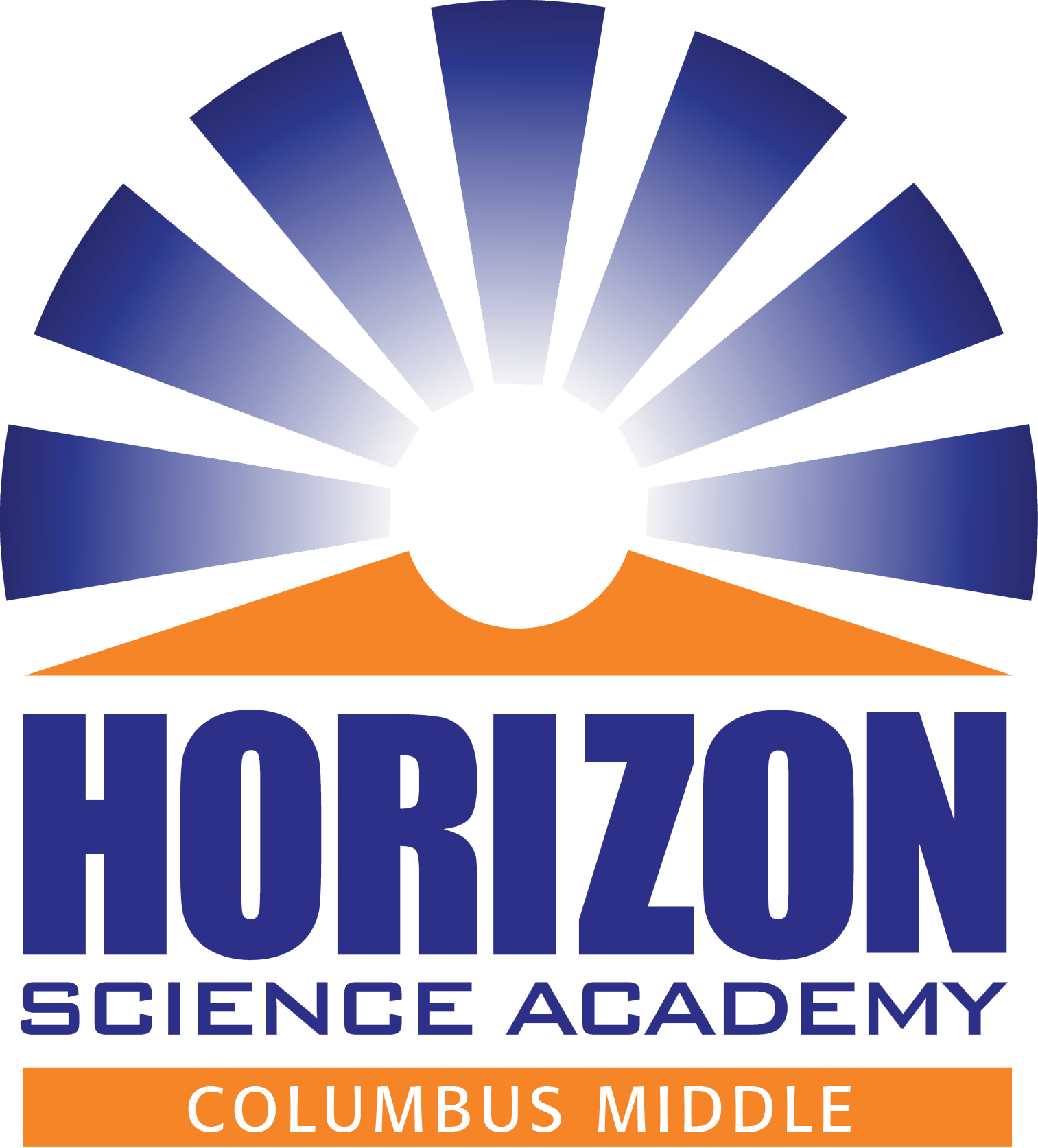 language arts education horizon science academy logo