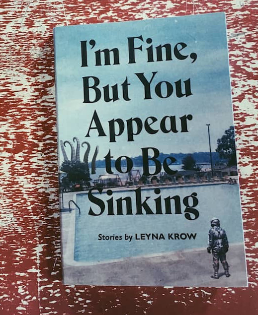 creative writing I'm Fine But You Appear to Be Sinking cover