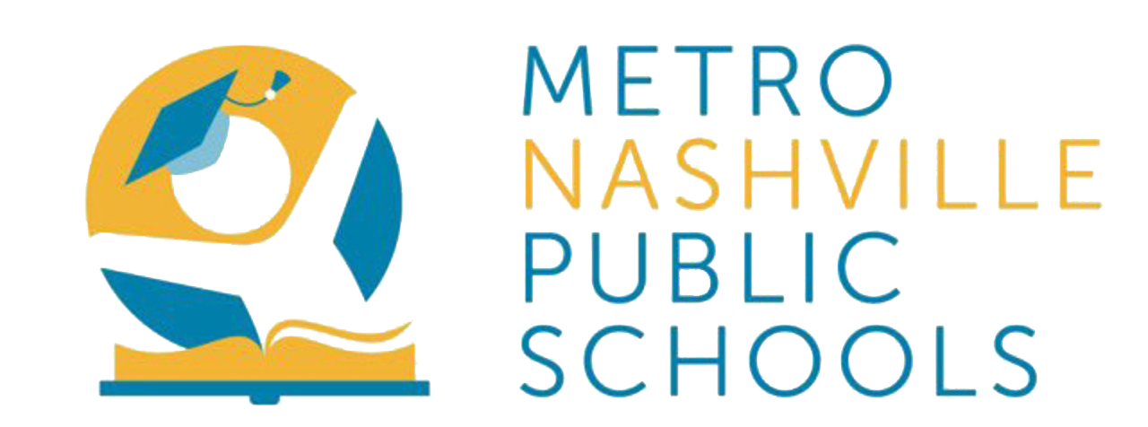 language art education Nashville public schools logo