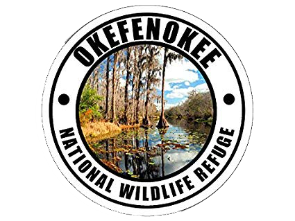 environmental and field biology Okefenokee National Wildlife Refuge logo