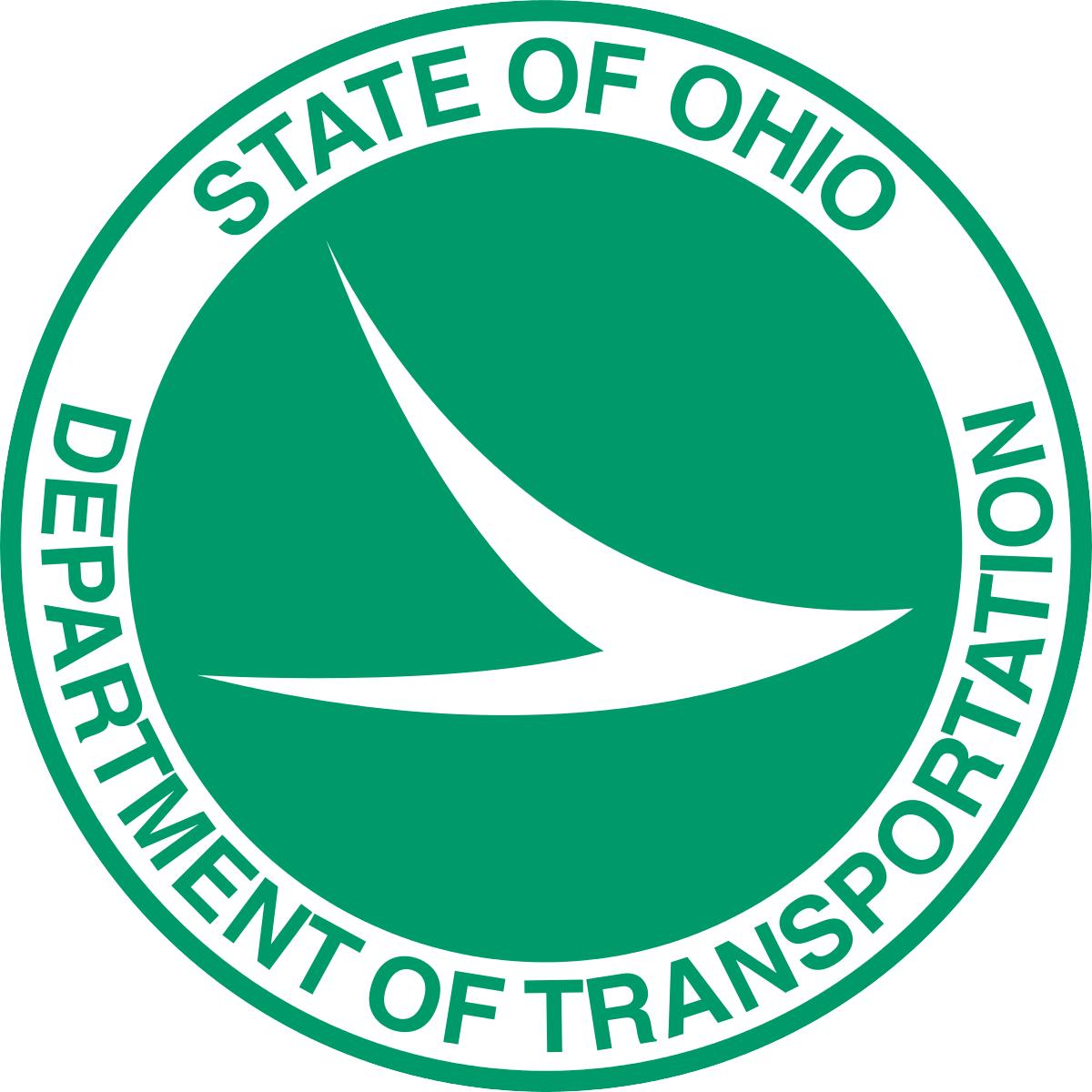 environmental and field biology department of transportation logo