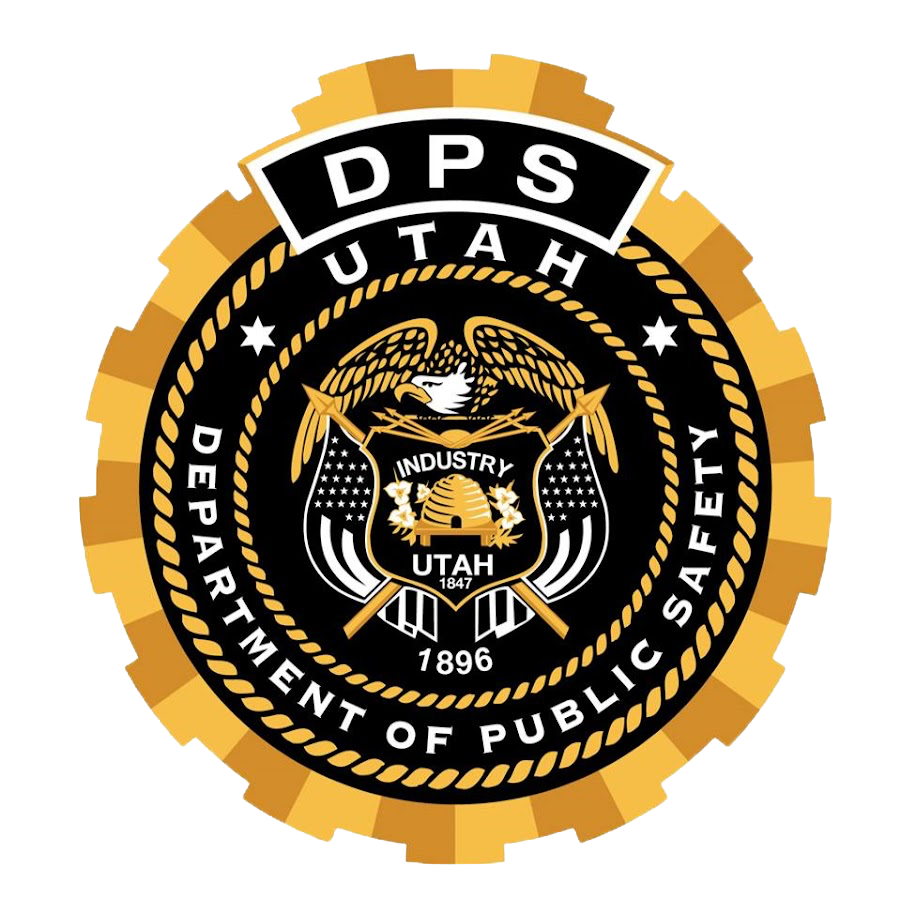Utah Department of Public Safety logo