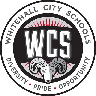 education Whitehall City Schools logo
