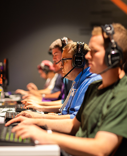 Play esports at ONU