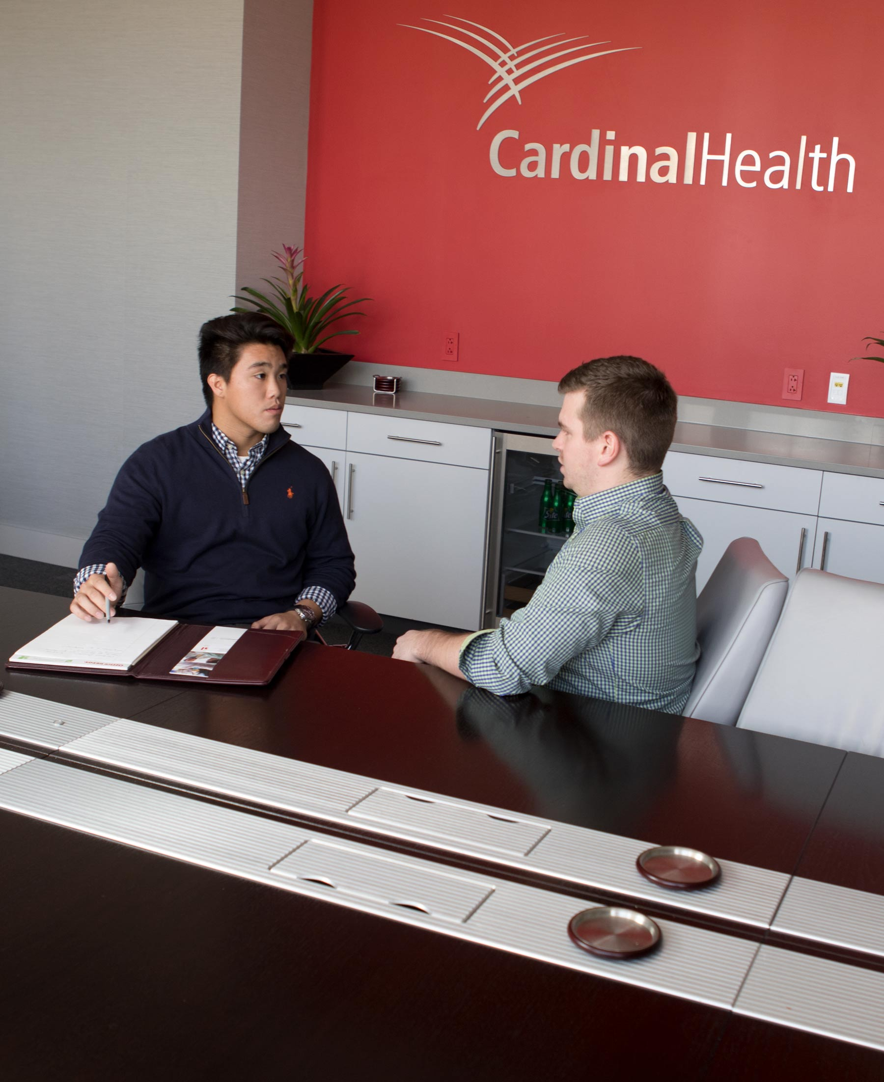 Meeting at Cardinal Health