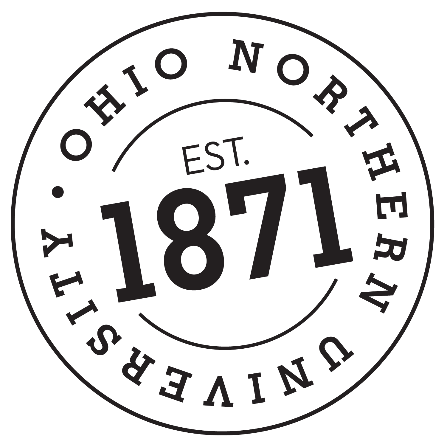 Ohio Northern University Established in 1871