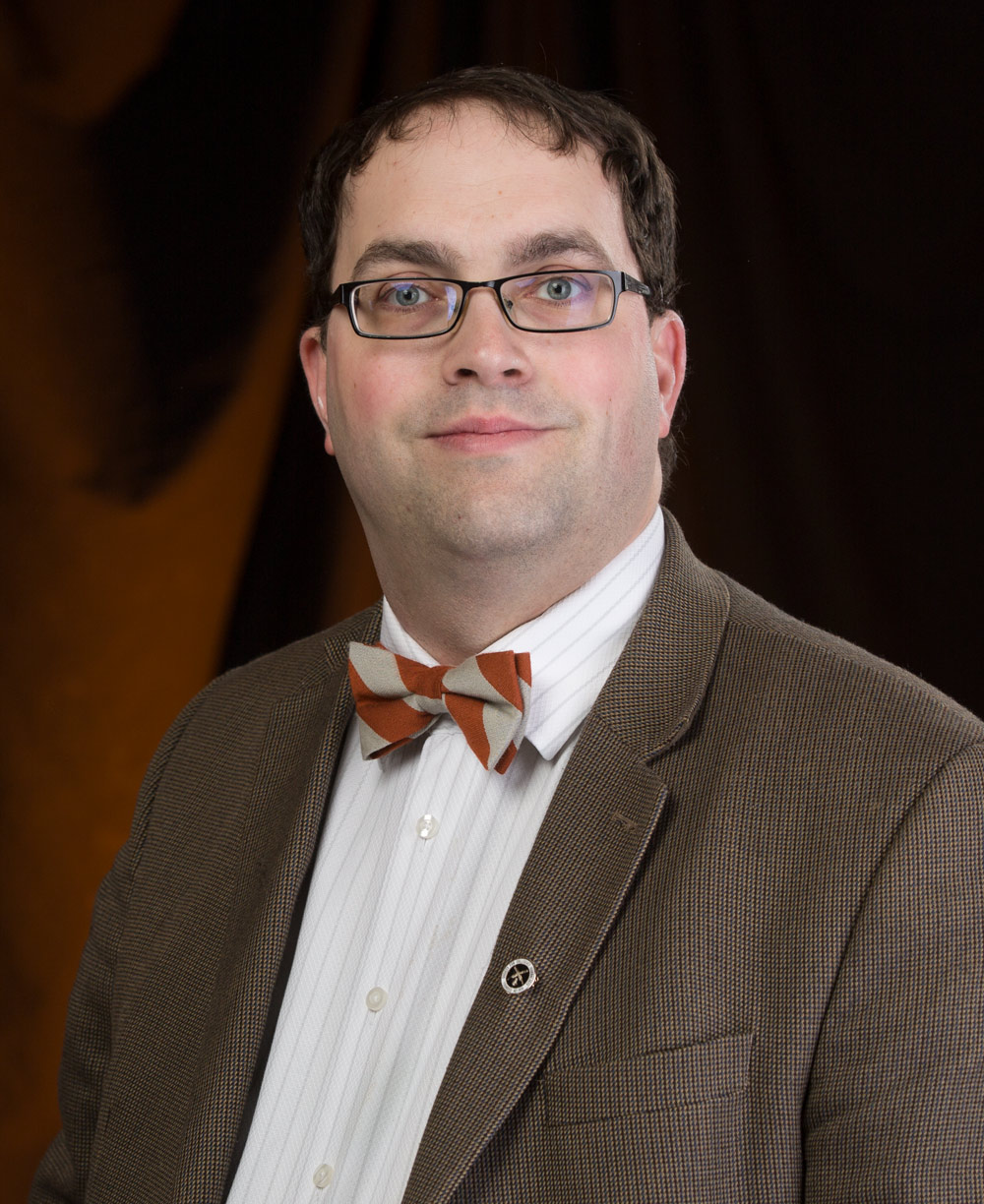 Shane Tilton, Ph.D., assistant professor of multimedia journalism.