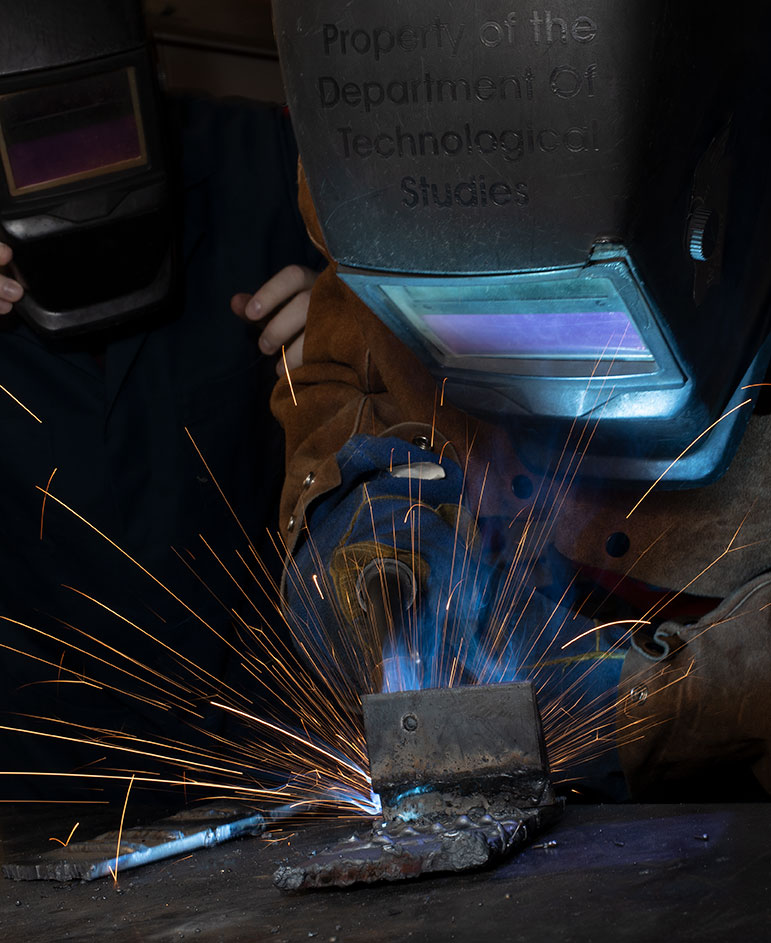 Manufacturing technology welding