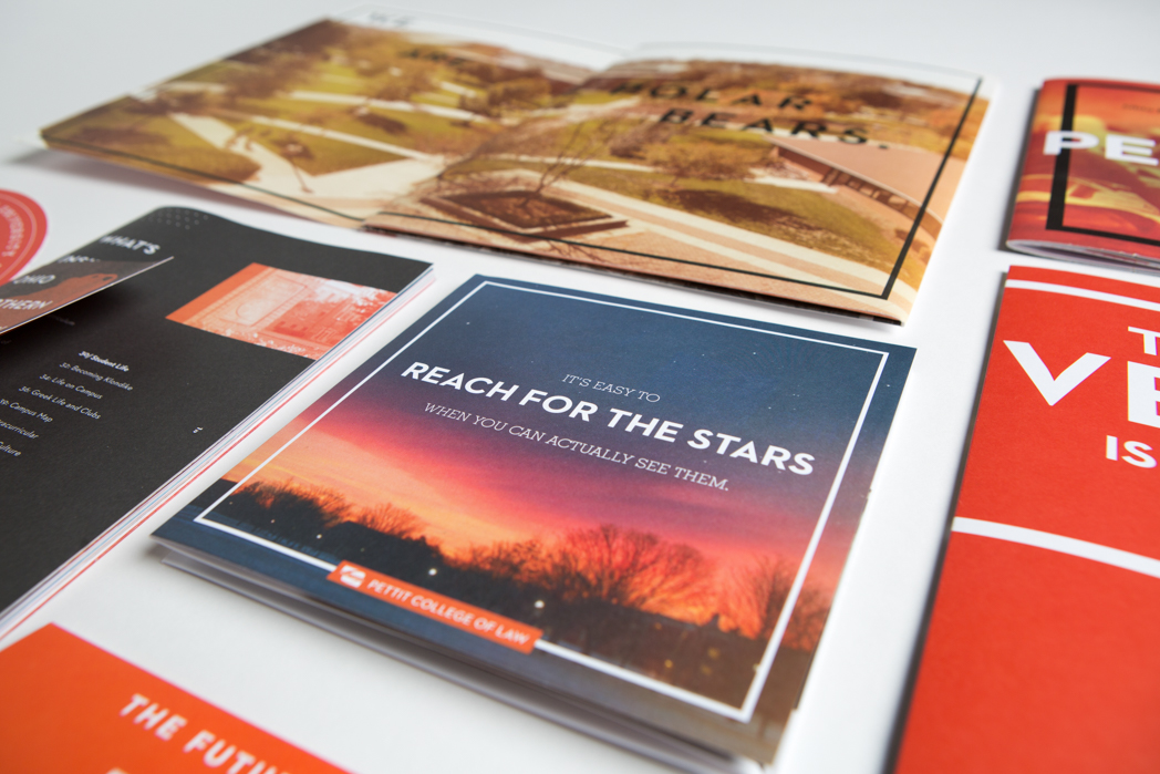 The Ohio Northern University Office of Communications and Marketing received awards on both entries submitted to the 31st Annual Educational Advertising Awards, sponsored by Higher Education Marketing Report.