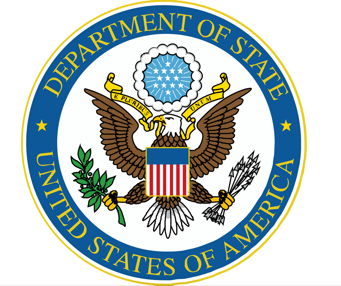 political science state department logo