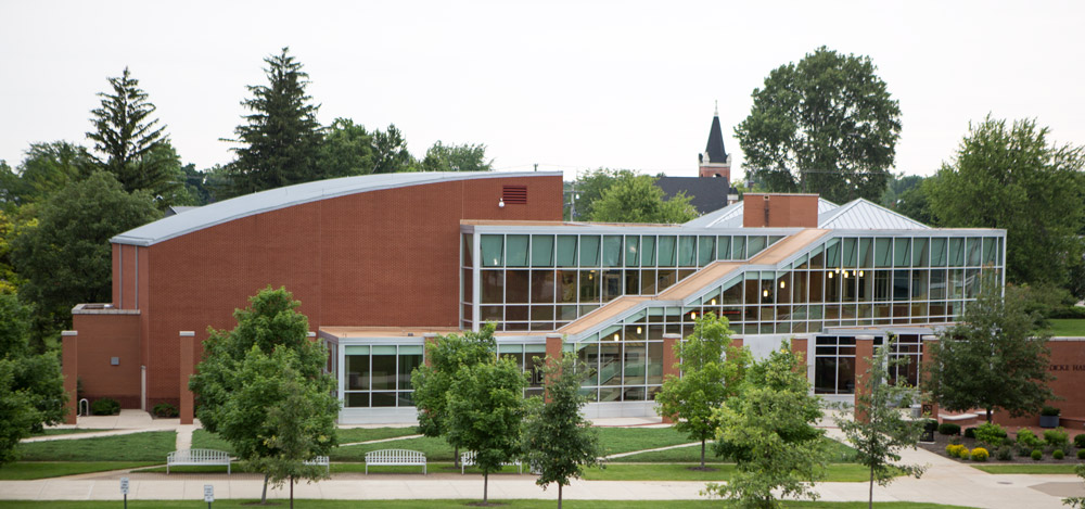 The home of the ONU College of Business Administration