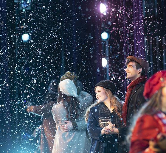 Onu Christmas Spectacular 2020 Freed | Ohio Northern University