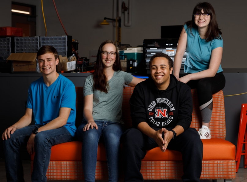 ONU engineering students are selected as University Innovation Fellows
