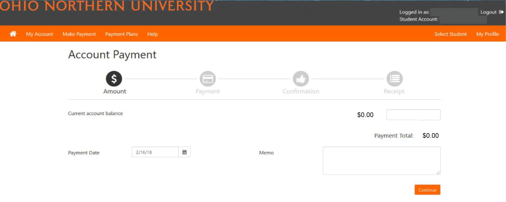 Payment portal sample image5