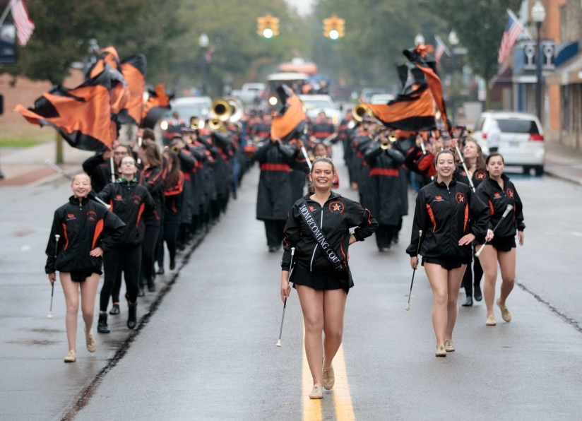 Homecoming activities slated at Ohio Northern